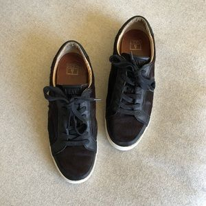 Excellent condition limited edition Frye sneakers